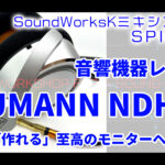 NEUMANN NDH 20 レビュー